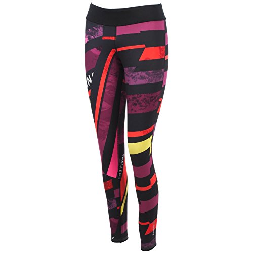 Reebok - LM Flip Tight Nr/RGE L - Collant Multisport, nero, M