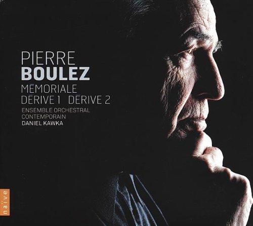 Boulez: Memoriale / Derive 1 & 2