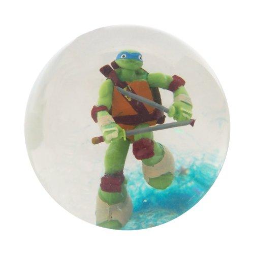 TMNT Ninja Action Balls (Figure Inside)-Leonardo