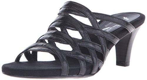 A2 by Aerosoles Women's Water Power Dress Sandal, Black, 9 M US