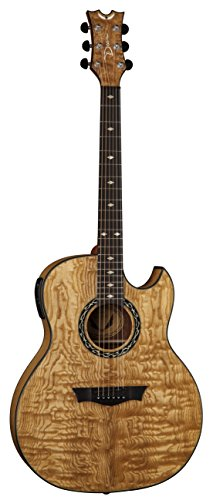 Dean Guitars Exqa Gn Acoustic-Electric Guitar - Gloss Natural