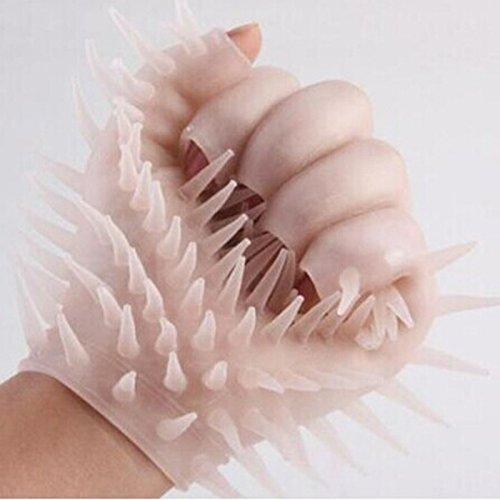 Negly(TM) Hot New Male Man Masturbation Gloves Alternative Flirting Foreplay Tease Masturbators Adult s