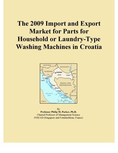 The 2009 Import And Export Market For Parts For Household Or Laundry-Type Washing Machines In Croatia front-551276