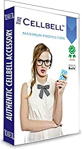 Cellbell Premium OnePlus 2 combo (2 in1) Tempered Glass Screen Protector (Comes with Warranty,User guide,Complimentary Prep cloth)