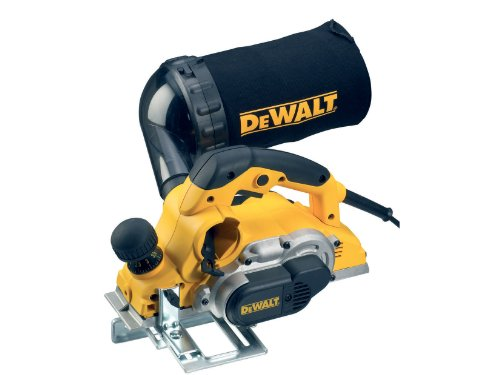 Dewalt D26500k 110 Volt Planer 1050w in Kit Box