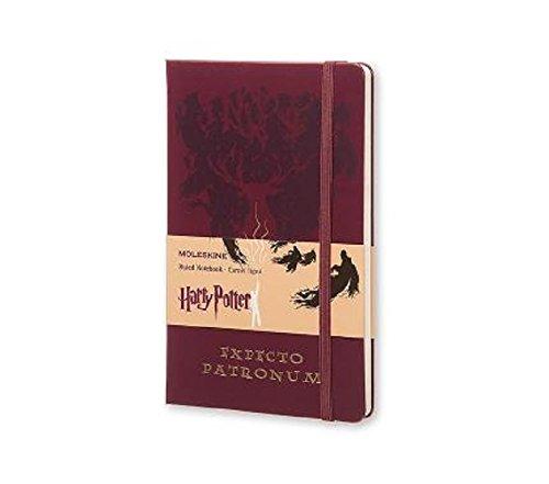 harry-potter-carnet-grand-format-ligne-expecto-patronum-anglais