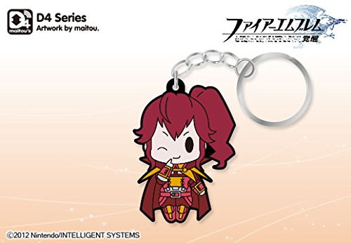 D4 ファイアーエムブレム 覚醒  all unit collection Vol.5【アンナ】ラバーキーホルダー(単品)