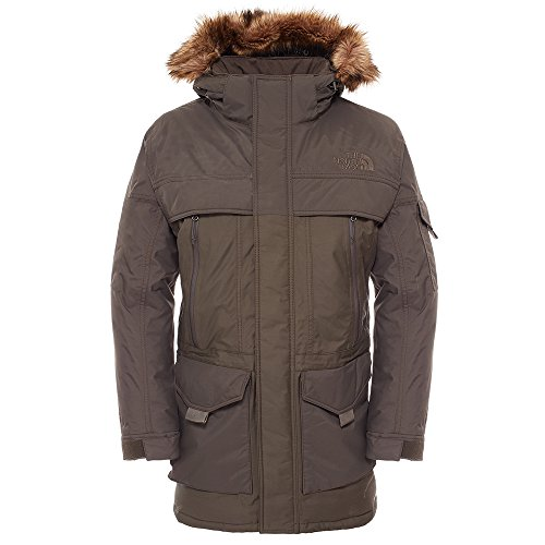 The North Face M Mcmurdo Parka 2 Eu Nero - M