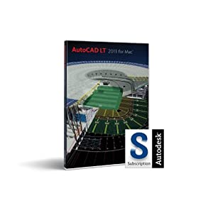 AutoCAD LT 2013 -- Includes a 1 year Autodesk Subscription