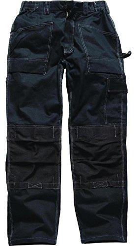 Dickies, WD4930, GDT 290 Pantalone nero BK 26R