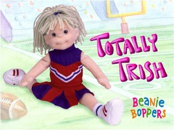 TY Beanie Bopper - TOTALLY TRISH - 1