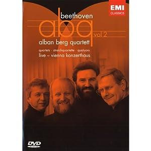 Alban Berg Quartet: Beethoven String Quartets, Vol. 2