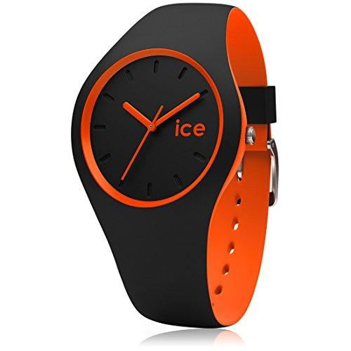 Ice Watch 001529 Orologio da Polso, Quadrante Analogico da Uomo, Cinturino in Silicone, Multicolore