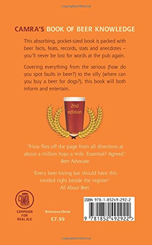 CAMRA's Book of Beer Knowledge: Essential Wisdom for the Discerning Drinker