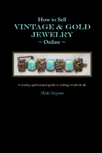 How to Sell Vintage & Gold Jewelry Online: A snarky, opinionated guide to selling smalls and all.