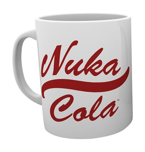 GB Eye Ltd, Fallout 4, Nuka Cola, Tazza