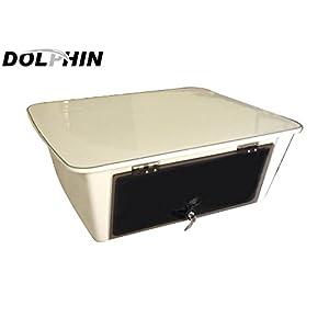 Dolphin T Top Electronics Box / Fishing Center Calm Boat Foldable T Top E Box