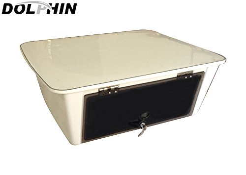 Dolphin T Top Electronics Box / Fishing Center Console Boat Foldable T Top E Box (T Top Electronics Box compare prices)