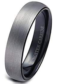 Jstyle Jewelry Tungsten Rings for Men…
