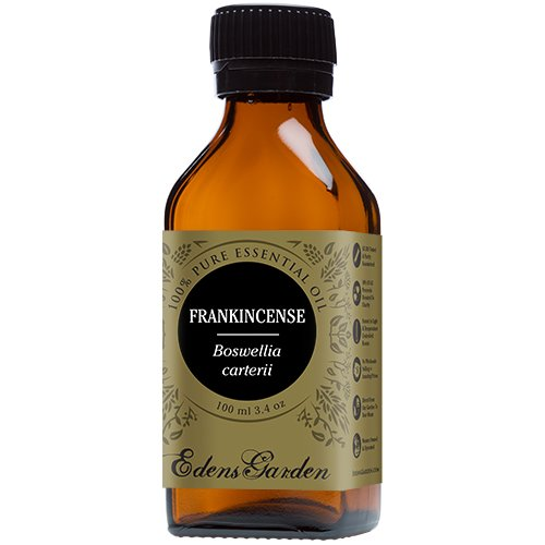 Frankincense (Boswellia carterii) 100% Pure Therapeutic Grade Essential Oil by Edens Garden- 100 ml