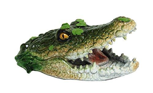 Glazed Alligator Head-YX5082A