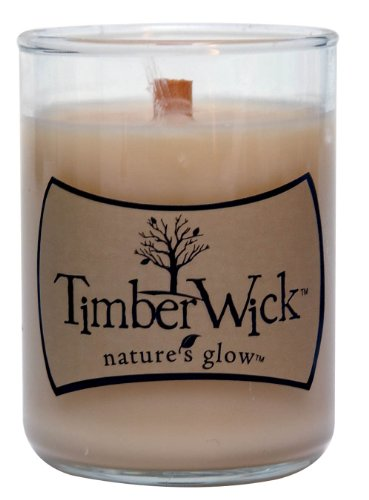 Timberwick Vanilla Brulee Soy Mini Candle