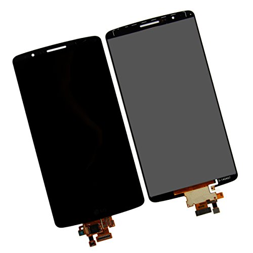 Full Lcd Screen Display Touch Digitizer Assembly Compatible For Lg G3 D855 D850 (Black)
