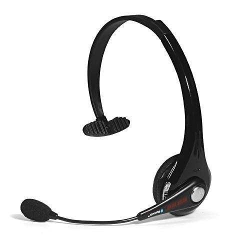 Best Offer Motortrend Noise Cancelling Bluetooth Headset Mt Bt08 Black Top Bluetooth Headsets