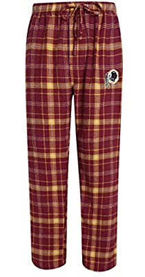 "Washington Redskins NFL ""Ultimate"" Men's Flannel Pajama Pants"