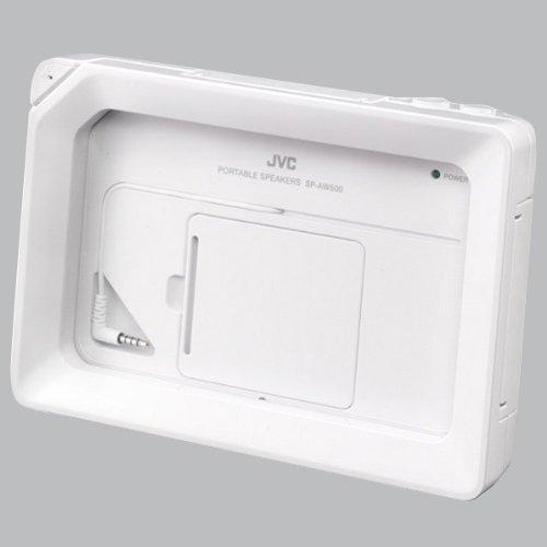 Jvc Kenwood Jvc Portable Speaker White Sp-Aw500-W (Japan Import)