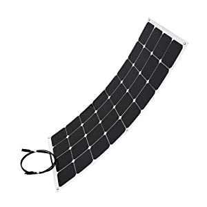 Renogy® 100W Monocrystalline Bendable Solar Panel
