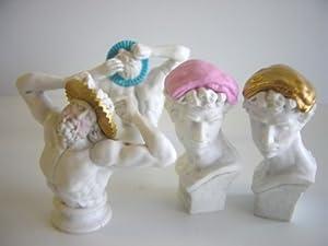 テルマエ・ロマエ 彫刻像 レア 彩色 入7種 シャンプーハット全7種 1 シャンプーハット 2 手ぬぐい 3 300万