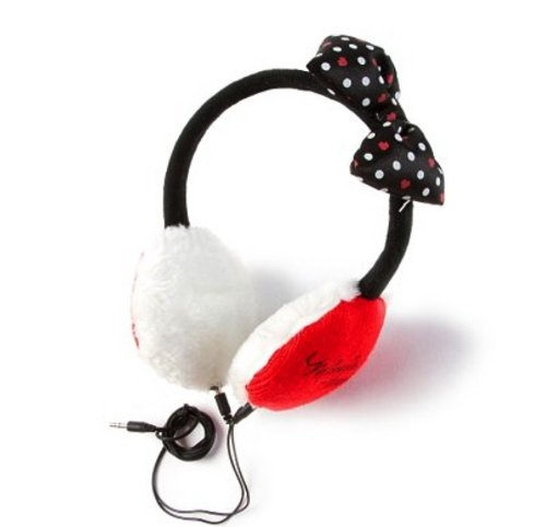 Minnie Mouse Earmuff Headphones