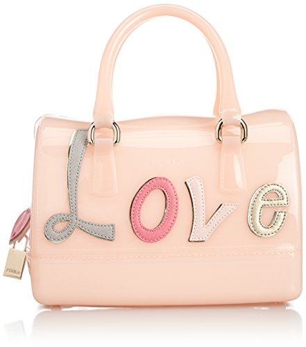 Furla Candy Lollipop Mini Satchel, Magnolia, One Size