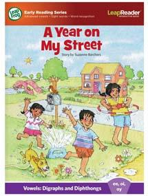 """A Year on My Street"" features vowels: digraphs and diphthongs (ee, oi, oy)"