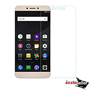 Insta Seller LeTv 1s Premium Tempered Glass Screen Protector Real Glass Screen