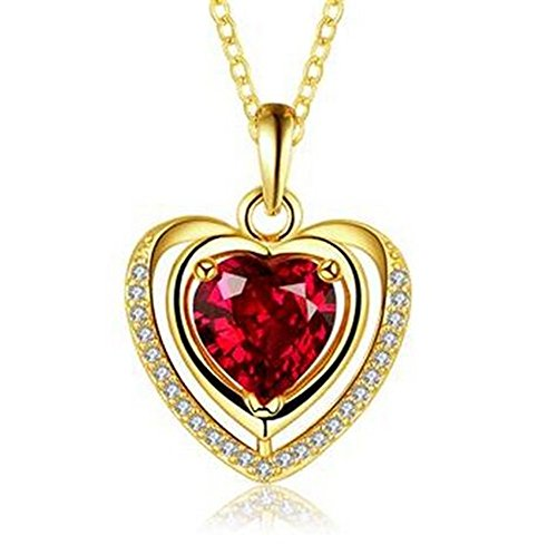 [Find-me Fashion Heart-shaped Crystal Color Mosaic Elegant Models Jewelry(F2)] (Mustard Seed Fairy Costume)
