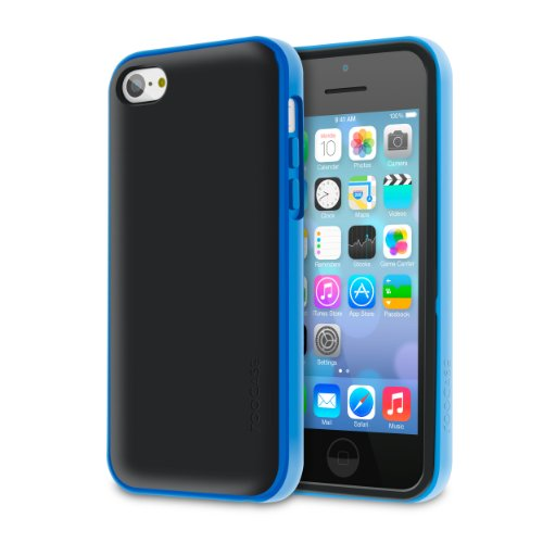 Roocase Iphone 5S / 5 Case - Hype Hybrid Dual Layer Cover (Blue)