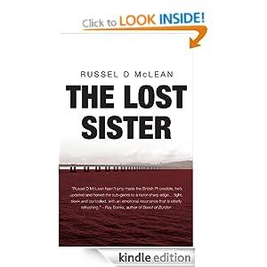The Lost Sister (J McNee series)