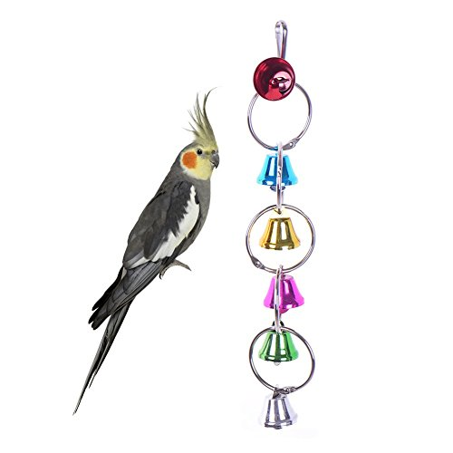 New-Funny-Colorful-Swing-Bell-Toy-Bird-Bite-Toy-For-Parrot-Cage-Parakeet-Cockatiel-Finch-Lovebird-Budgie
