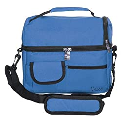 Travel BBQ Camping Picnic Lunch Insulated Cooler Cool Ice Bag