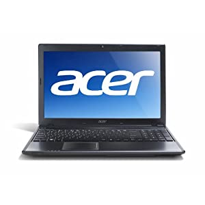 Acer Aspire AS5755-6699 15.6-Inch Laptop (Glossy Black)