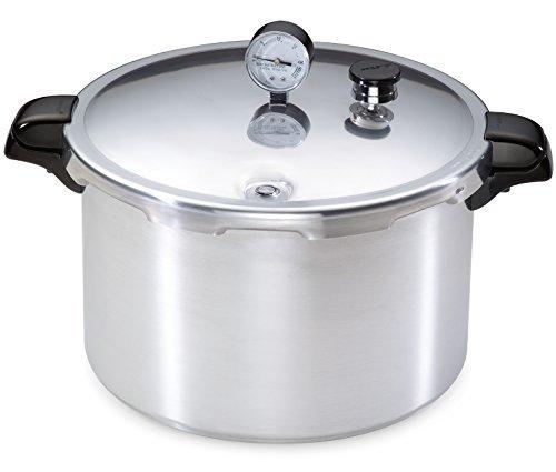Presto 1755 16-Quart Aluminum Pressure Cooker/Canner by Presto (Presto Pressure Cooker 1755 compare prices)