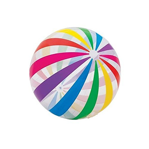 "Intex - Jumbo Ball, Glossy Panels, with Variated Eye Catching Designs, 42"""