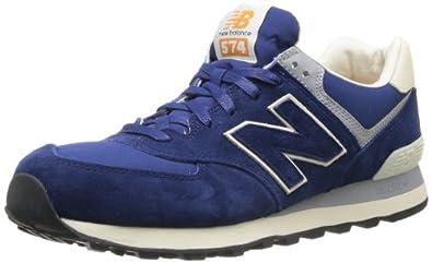 New Balance ML 574 SRB Schuhe blue-beige - 40,5