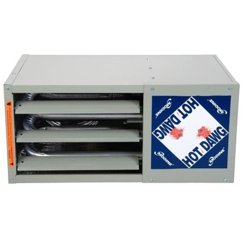Modine HD100AS0121 100000 BTU Unit Heater LP 80% AFUE Power Vented (Vented Propane Garage Heaters compare prices)