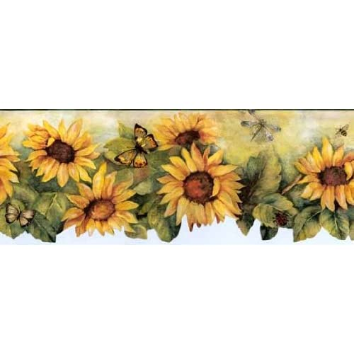 Sunflower Border Www Imgkid Com The Image Kid Has It