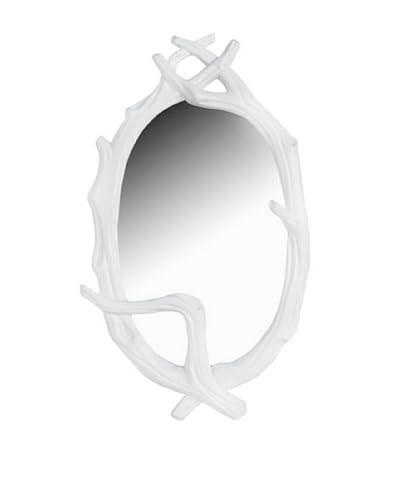 Mirror, White As You See