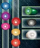 Blackest Night: Power Ring Spectrum Set