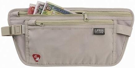 Lewis N Clark 1268 Luggage Rfid Waist Stash, Taupe, One Size